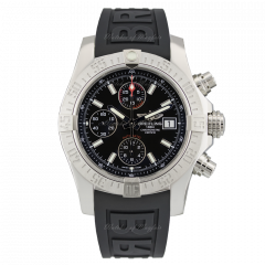 A13381111B1S1   Breitling Avenger II Chronograph 43 mm watch. Buy Online