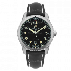 Breitling Aviator 8 Automatic 41 Steel A17315101B1X1