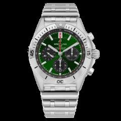 AB01343A1L1A1 | Breitling Chronomat B01 42 Bentley Steel watch | Buy Now
