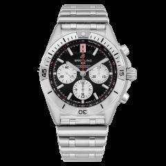 AB0134101B1A1 | Breitling Chronomat B01 42 Steel watch | Buy Now