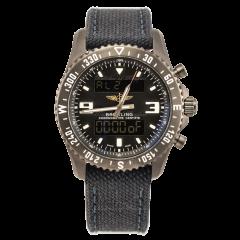 M78367101B1W1 | Breitling Chronospace Military 46 mm watch. Buy Now