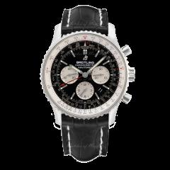 AB0121211B1P1   Breitling Navitimer 1 B01 Chronograph 43 mm watch