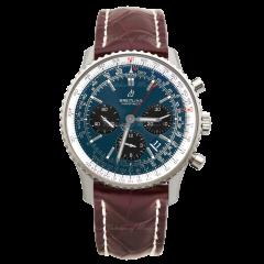 AB0121211C1P2 | Breitling Navitimer 1 B01 Chronograph 43 mm watch