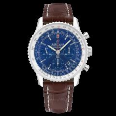 AB0121211C1P4 | Breitling Navitimer 1 B01 Chronograph 43 Steel watch | Buy Now