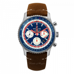 AB01212B1C1X2 | Breitling Navitimer 1 B01 Chronograph 43 Steel watch | Buy Now