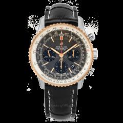 UB0121211F1P2 | Breitling Navitimer 1 B01 Chronograph 43 Steel & Gold watch | Buy Now