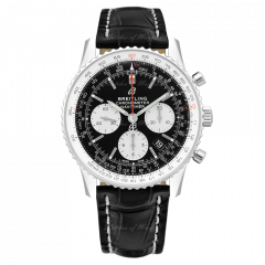 AB0127211B1P2 | Breitling Navitimer 1 B01 Chronograph 46 Steel watch | Buy Now