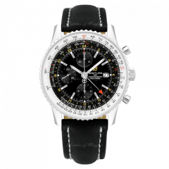 A24322121B2X2   Breitling Navitimer 1 Chronograph GMT 46 mm watch   Buy Now