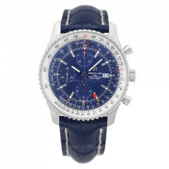 A24322121C2P1 | Breitling Navitimer 1 Chronograph GMT 46 mm watch | Buy Now