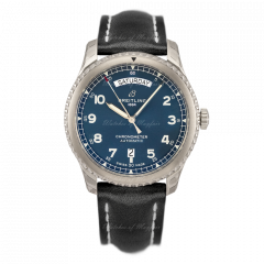 A45330101C1X1 | Breitling Navitimer 8 Automatic Day & Date 41 mm watch.