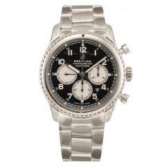 AB0117131B1A1 | Breitling Navitimer 8 B01 Chronograph 43 mm watch | Buy Now