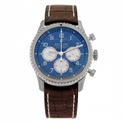 AB0117131C1P2 | Breitling Navitimer 8 B01 Chronograph 43 mm watch | Buy Now