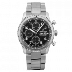 A13314101B1A1 | Breitling Navitimer 8 Chronograph 43 mm watch. Buy Now