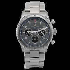 AB0119131B1A1 | Breitling Navitimer Aviator 8 B01 Chronograph 43 Steel watch | Buy Now