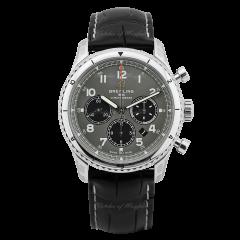 AB0119131B1P2 | Breitling Navitimer Aviator 8 B01 Chronograph 43 Steel watch. Buy Online