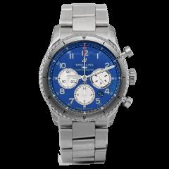 AB0119131C1A1 | Breitling Navitimer Aviator 8 B01 Chronograph 43 Steel watch | Buy Now
