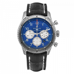 AB0119131C1P1 | Breitling Navitimer Aviator 8 B01 Chronograph 43 Steel watch | Buy Now