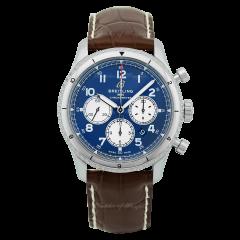 AB0119131C1P2 | Breitling Navitimer Aviator 8 B01 Chronograph 43 Steel watch. Buy Now