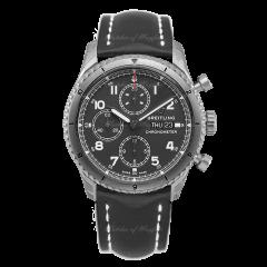 A13316101B1X2   Breitling Navitimer Aviator 8 Chronograph 43 Steel watch   Buy Now
