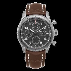 A13316101B1X4 | Breitling Navitimer Aviator 8 Chronograph 43 Steel watch | Buy Now