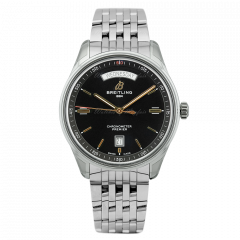 A45340241B1A1 | Breitling Premier Automatic Day & Date 40 Steel watch. Buy Online