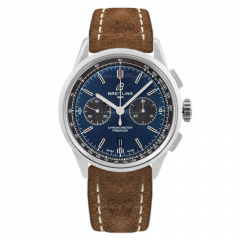 AB0118A61C1X1 | Breitling Premier B01 Chronograph 42 Steel watch | Buy Now