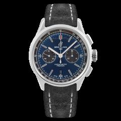 AB0118A61C1X2 | Breitling Premier B01 Chronograph 42 Steel watch | Buy Now