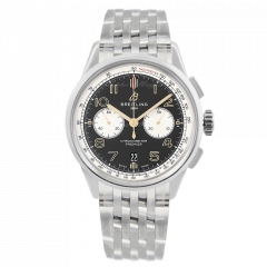 AB0118A21B1A1 | Breitling Premier B01 Chronograph 42 Steel Norton watch | Buy Now