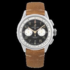 AB0118A21B1X2 | Breitling Premier B01 Chronograph 42 Steel Norton watch | Buy Now
