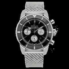 AB0162121B1A1   Breitling Superocean Héritage II B01 Chronograph 44mm watch