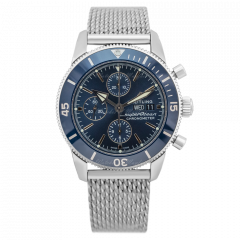A13313161C1A1  Breitling Superocean Heritage II Chronograph 44mm watch