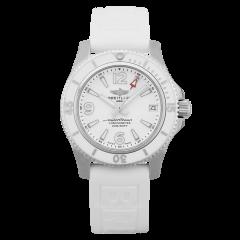 A17316D21A1S1 | Breitling Superocean II Automatic 36 Steel watch. Buy Online
