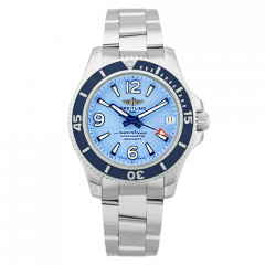 A17316D81C1A1 | Breitling Superocean II Automatic 36 Steel watch | Buy Now