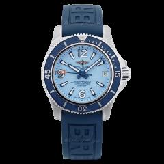A17316D81C1S1 | Breitling Superocean II Automatic 36 Steel watch. Buy Online