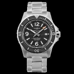 A17367D71B1A1   Breitling Superocean II Automatic 44 Steel watch. Buy Online