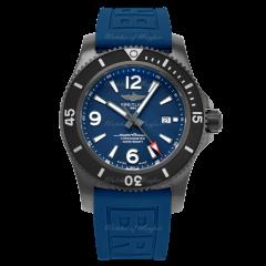 M17368D71C1S2   Breitling Superocean II Automatic 46 Black Steel watch   Buy Now