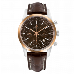 UB015212.Q594.740P.A20D.1 | Breitling Transocean Chronograph watch.