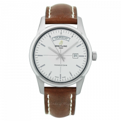Breitling Transocean Day & Date A4531012.G751.437X.A20BA.1 | Watches of Mayfair