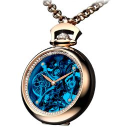 BS200.40.RD.QB.A   Jacob & Co. Brilliant Pocket Watch Pendant watch