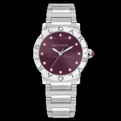 102607 | BVLGARI BVLGARI Steel Automatic 33mm watch. Best Price