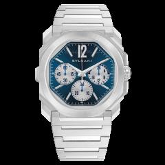 103467 | BVLGARI Octo Finissimo Chronograph 43 mm watch | Buy Now