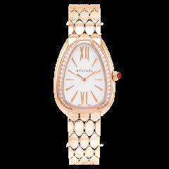 103146 | BVLGARI Serpenti Seduttori 33mm watch. Buy Online
