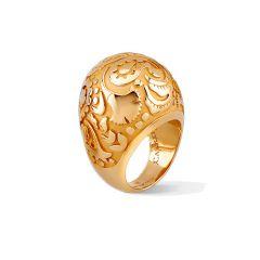 DA10487 01   Buy Online Carrera y Carrera Aqua Yellow Gold Ring