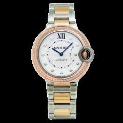 W3BB0004   Cartier Ballon Bleu 36 mm watch   Buy Online
