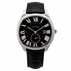 WSNM0009 Cartier Drive Automatic 41 mm watch. Buy Now