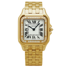WJPN0016   Cartier Montre Panthere De Cartier Yellow Gold Medium 27 x 37 mm watch   Buy Online
