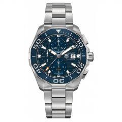 CAY211B.BA0927 | TAG Heuer Aquaracer Calibre 16 43 mm watch. Buy Now
