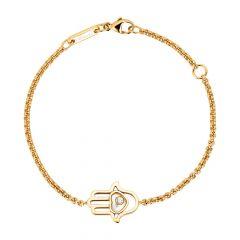 857864-5001 | Buy Chopard Good Luck Charms Rose Gold Diamond Bracelet
