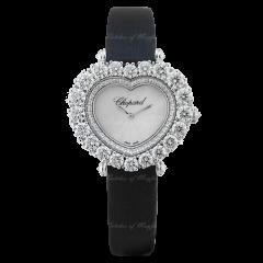 139438-1001   Chopard L'Heure Du Diamant Heart 29.9 x 34 mm watch.