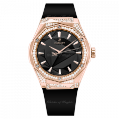 550.OS.1800.RX.1804.ORL19 | Hublot Classic Fusion Orlinski King Gold Alternative Pad 40mm watch. Buy Online